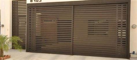 puertas para cocheras puertas para cocheras modernas