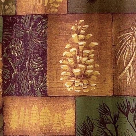adirondack curtains adirondack pine cone shower curtain