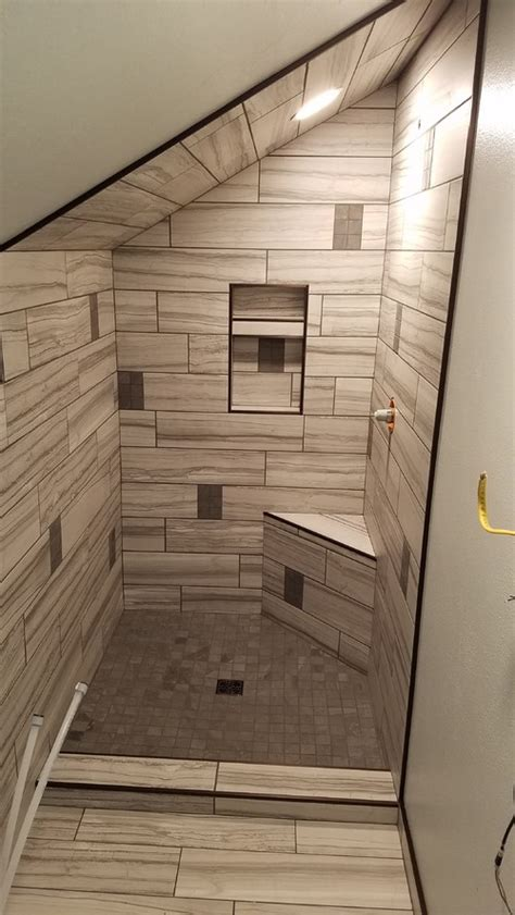 sloped ceiling sloped ceiling shower curtain advice