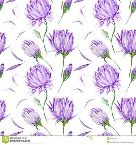 design flower purple violet floral pattern stock illustration image 52084739
