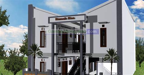 desain rumah ukuran tanah    desain rumah mesra