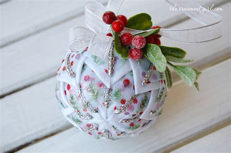 Make Handmade Ornaments - 7 ideas for your handmade ornaments