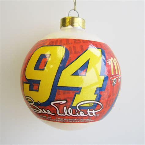 2000 bill elliott nascar hallmark ornament at hooked on
