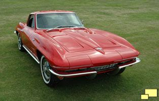 1963, 1964, 1965, 1966 and 1967 corvette photographs