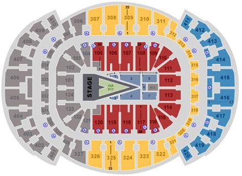 katy perry seating katy perry tickets 7 3 2014 miami fl american airlines arena