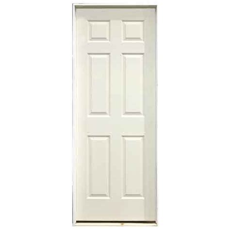 6 Panel Pre Hung Interior Door 24 Quot X 80 Quot Right Rona 24x80 Interior Door