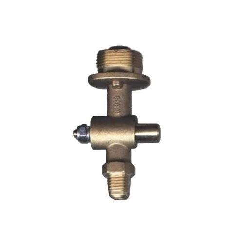 Outdoor Gas Light Parts Gas Light Valve Soild Brass S Gas