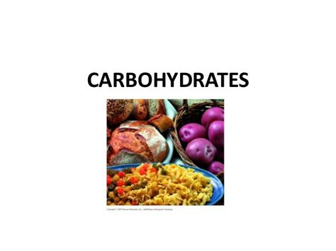 carbohydrates to introduction to carbohydrates