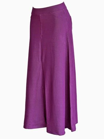 Rok Panjang Payung 2 nqc store rok panjang payung denim tiga