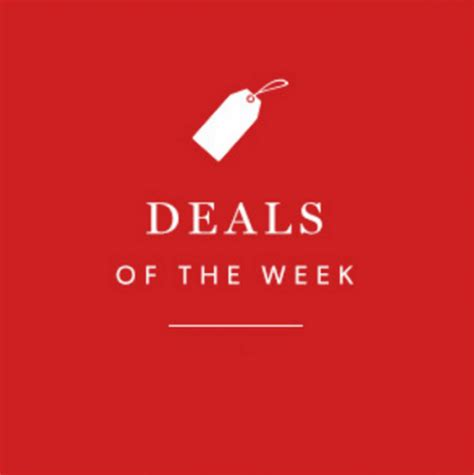 Deal Of The Week 20 At Baker by Chapters Indigo Canada Deals Of The Week 20 For