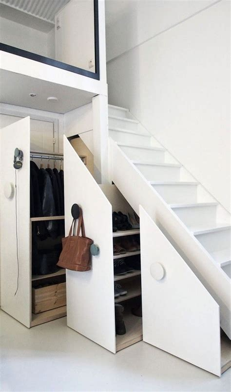 Stair Storage Closet by Top 3 Stairs Storage Ideas For Beautiful Home