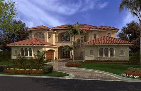 beautiful mediterranean homes mediterranean houses this beautiful two story florida