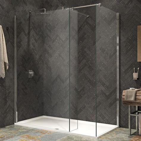 walk in shower kudos ultimate2 1400mm walk in shower enclosure shower