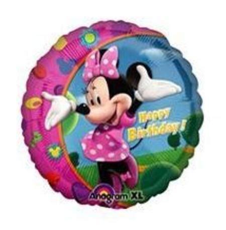 Banner Hbd Minnie Pita minnie mouse happy birthday perth wa balloons abuzz