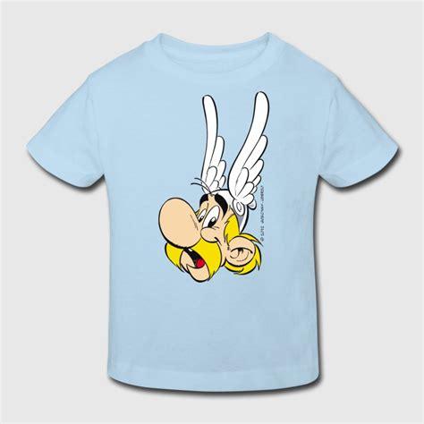 asterix obelix asterix kid s t shirt t shirt spreadshirt