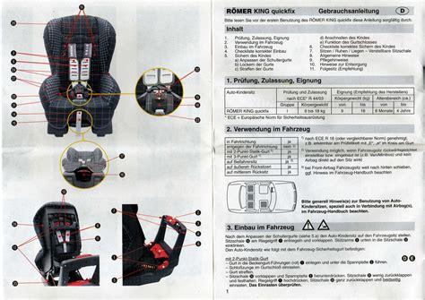 Kindersitz Auto 2 Punkt Gurt by Kindersitz R 246 Mer King F 252 R 2 Punkt Gurt Biete Vwbusforum Ch