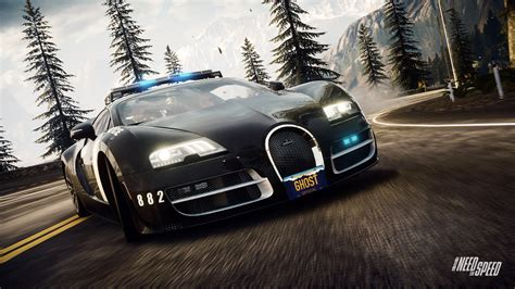 police bugatti need for speed rivals gamespot