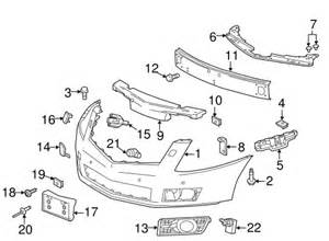 Cadillac Oem Parts License Bracket For 2014 Cadillac Srx 9423101