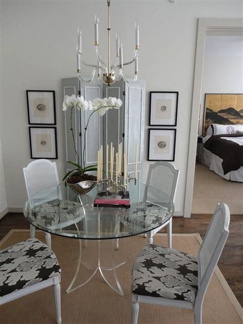 Dining rooms Hollywood Regency Design Ideas