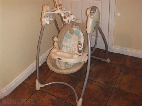 baby swing sale graco baby swing for sale in rathgar dublin from timyd