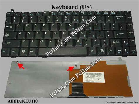 Keyboard Laptop Nec nec versa l1100 keyboard aeed2keu110