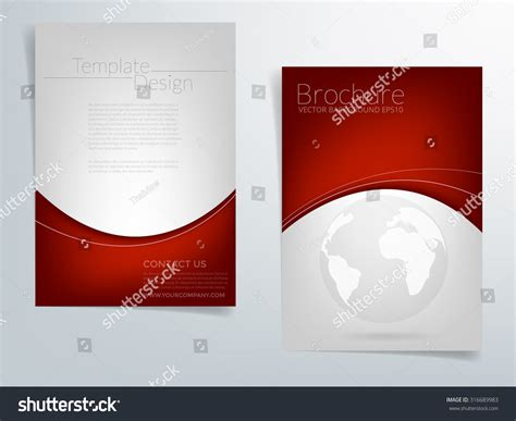 brochure template red brochure background design red www imgkid com the