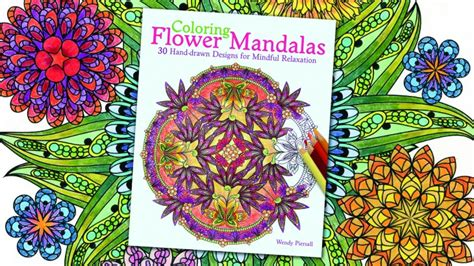 mandalas books flower mandalas coloring book coming in 2015