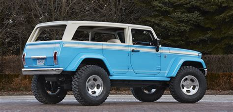 jeep chief concept cool jeep chief concept jeepfan com