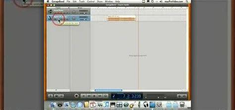 Garageband Import Mp3 How To Import An Audio File Into Garageband 171 Garageband