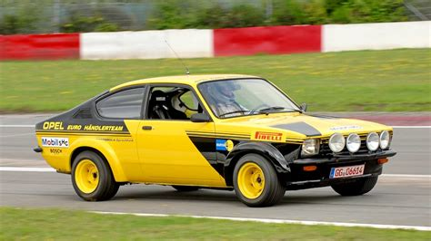 opel kadett rally car opel kadett gte rallye car 1976 77