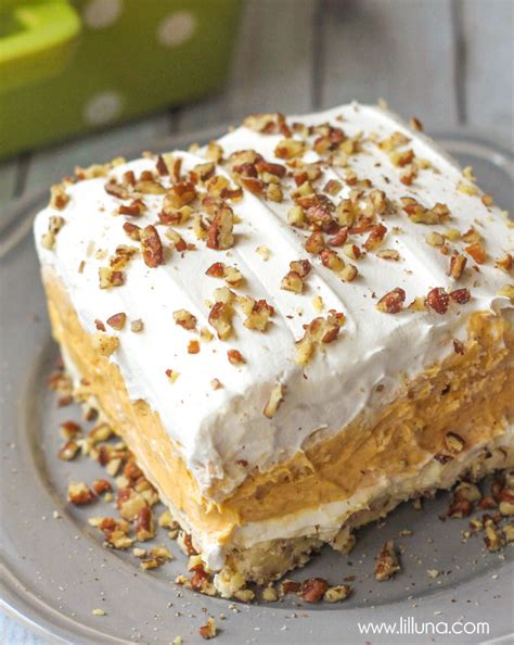 great pumpkin dessert recipe dishmaps