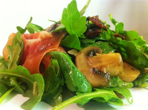 barefoot contessa arugula salad mushroom arugula salad savory