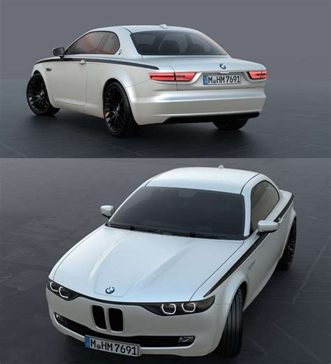 bmw cs concept wordlesstech bmw cs vintage concept