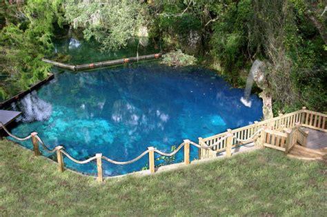 Blue Sink Florida stride dives scuba dive locations