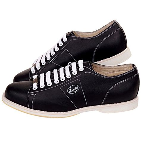 best linds classic black right mens bowling shoes