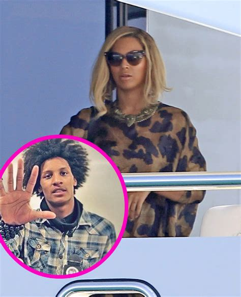 beyonce and her dancer laurent bourgeois embroiled in