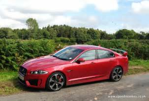 Xfrs Jaguar Speedmonkey 2013 Jaguar Xfr S Review