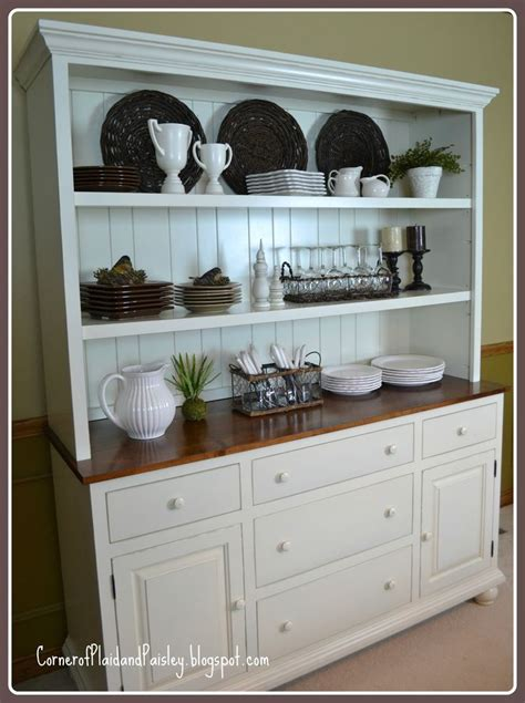 Dining Room Hutch Decor » Home Design
