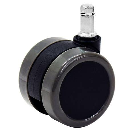 everbilt 7 8 in black rubber leg tips 4 per pack 49127