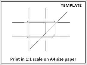 how to make sim card to micro sim card micro sim template peerpex