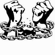 hombre cadenas llorar comando dharma rompiendo las cadenas