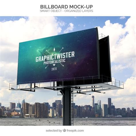 billboard template psd billboard vectors photos and psd files free