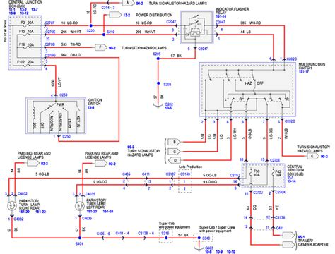 diagram  tail light wiring diagram