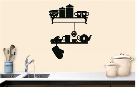 muurstickers voor keuken muurstickers voor in de keuken 10 leuke voorbeelden