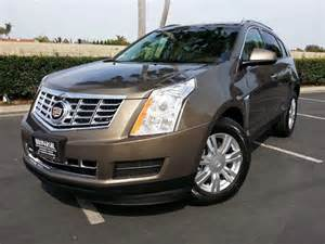 2014 Cadillac Srx Premium 2014 New Cadillac Srx Fwd 4dr Luxury Collection At