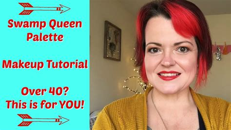 makeup tutorial for over 40 sw queen palette makeup tutorial over 40 daytime