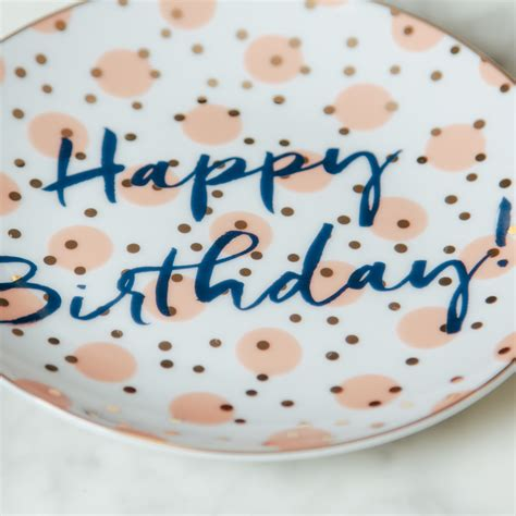 Colored Kitchen Canisters Let S Party Happy Birthday Plate Set Relish Decor