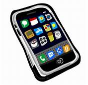 Cell Phone Clip Art  Library