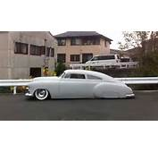 1949 Chevy Fleetline Chopped Top 1 Kustom  YouTube
