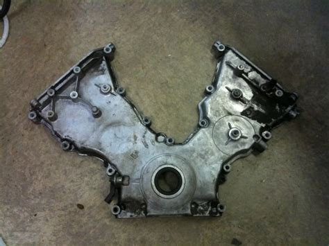 lincoln aviator supercharger 2003 lincoln aviator 4 6l dohc timing cover